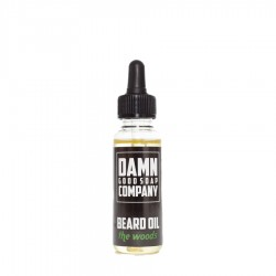 BEARD OIL THE WOODS