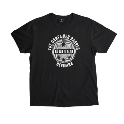 TCB UNITED Black T-Shirt