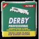 Derby Professional Half Razor Blades, 100 stk.