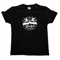 TCB 2020 Logo  Black T-Shirt