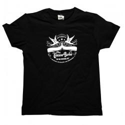TCB 2020 Logo  Black T-Shirt
