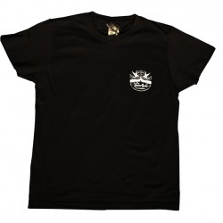 TCB 2020 Small Logo  Black T-Shirt